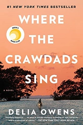 Thriller Books WHERE THE CRAWDADS SING