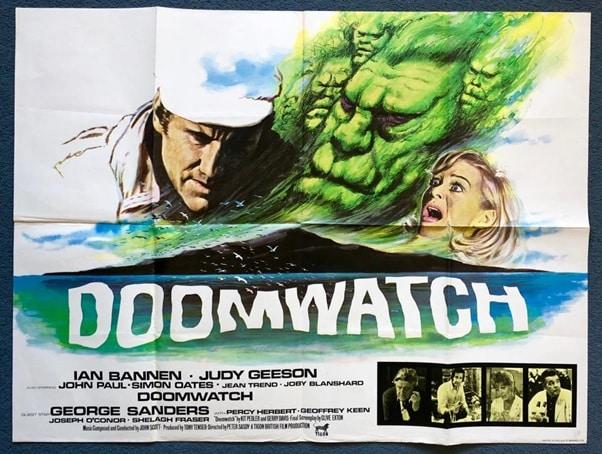 Thriller Movie Doomwatch 2