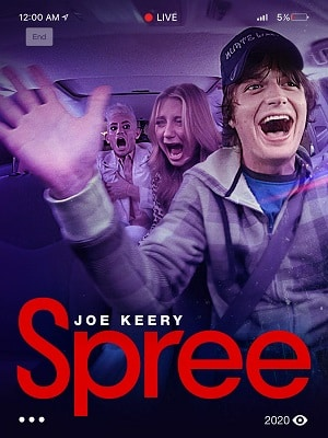 Thriller movie SPREE