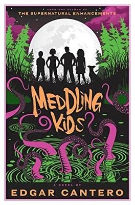YA Mystery and Suspense MEDDLING KIDS