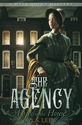 YA Mystery and Suspense THE AGENCY