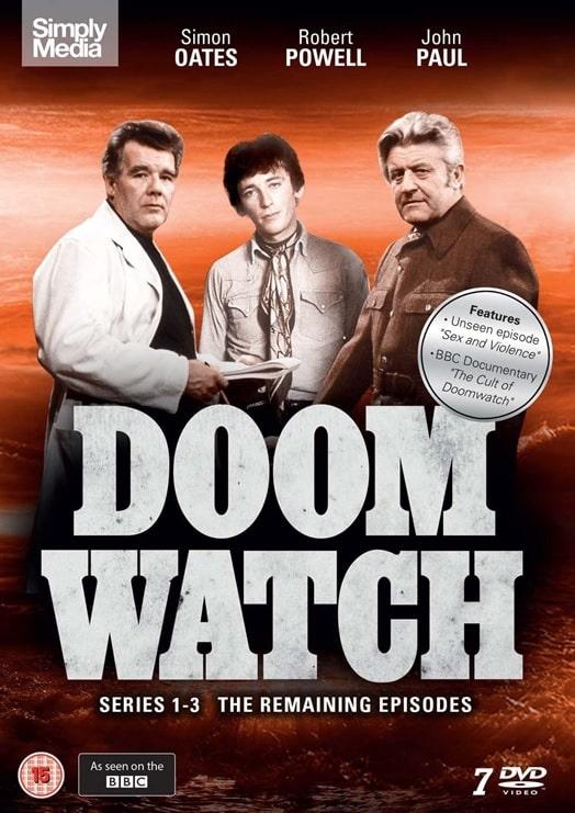 thriller movie Doomwatch