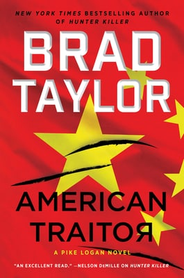 American Traitor Military Thriller