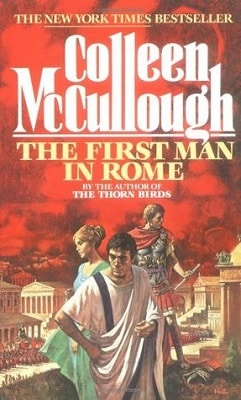 First Man of Rome Rome Thriller
