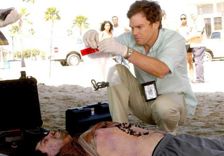 Forensics in Fiction