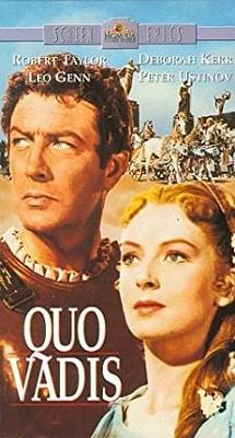 Quo Vadis Rome thriller