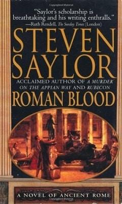 Roman Blood Rome Thrillers