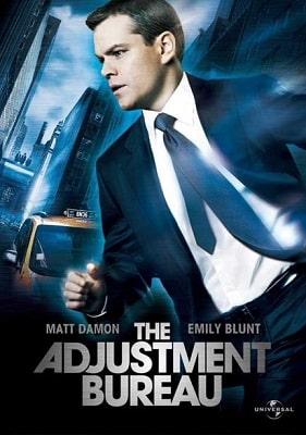 Sci-fi conspiracy thriller movies THE ADJUSTMENT BUREAU
