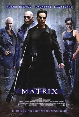 Sci-fi conspiracy thriller movies THE MATRIX