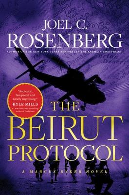The Beirut Protocol Political Thriller