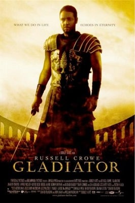 gladiator rome thriller