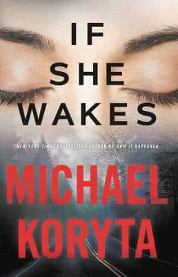 thriller books IF SHE WAKES