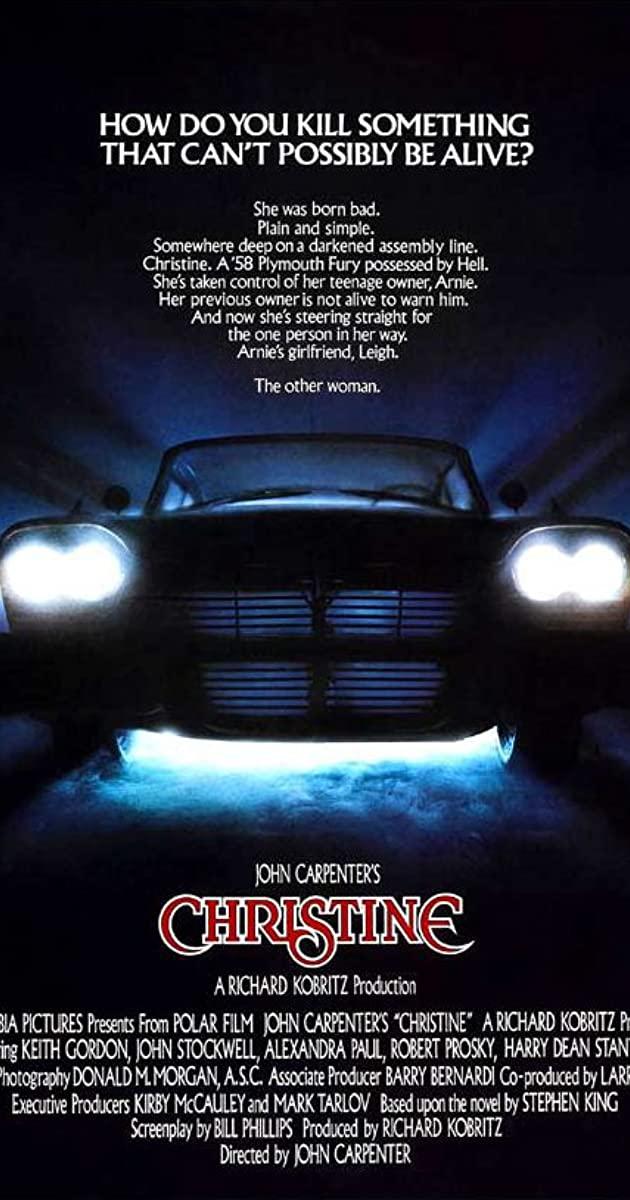 Best John Carpenter Movies CHRISTINE