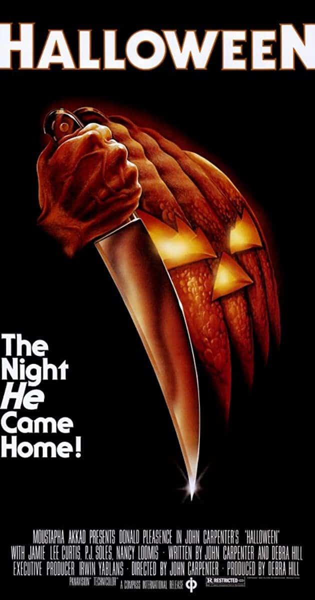 Best John Carpenter Movies HALLOWEEN