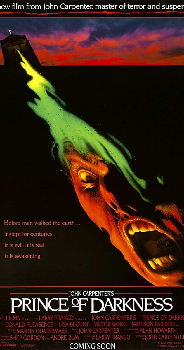 Best John Carpenter Movies PRINCE OF DARKNESS