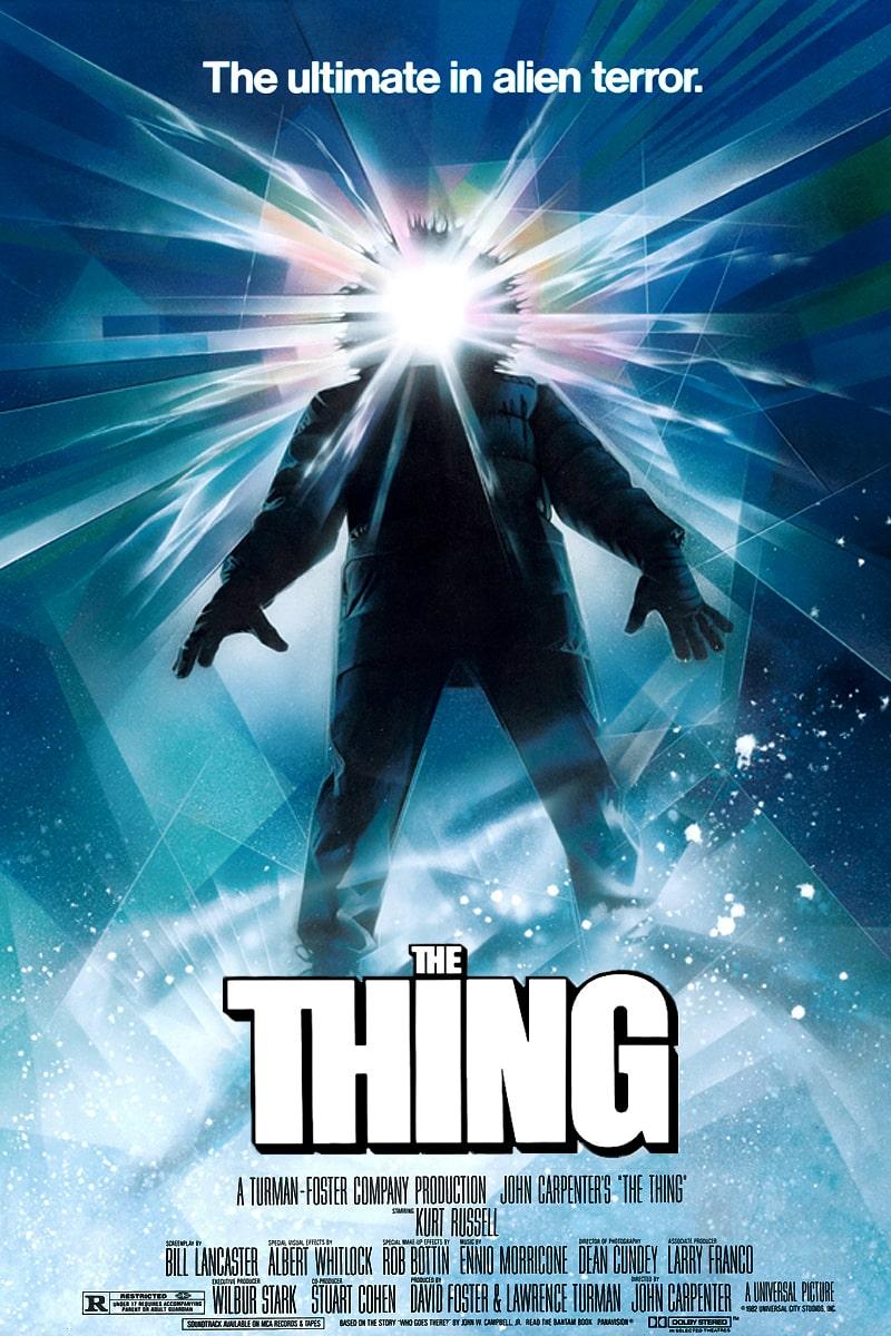 Best John Carpenter Movies THE THING