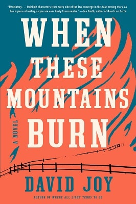 When These Mountains Burn Thriller Books