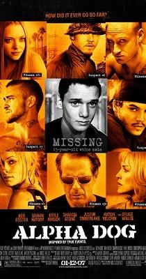 best kidnap thrillers ALPHA DOG