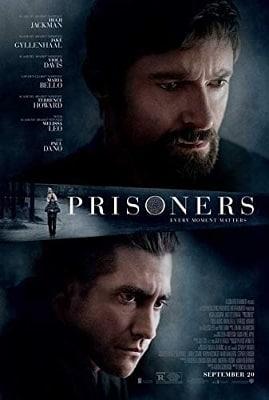 best kidnap thrillers PRISONERS