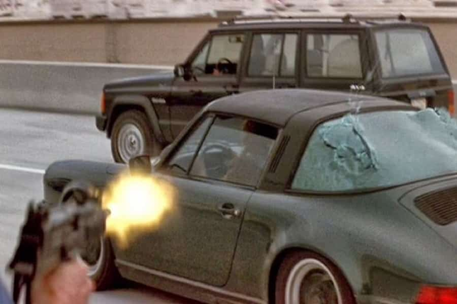Cars in Thrillers