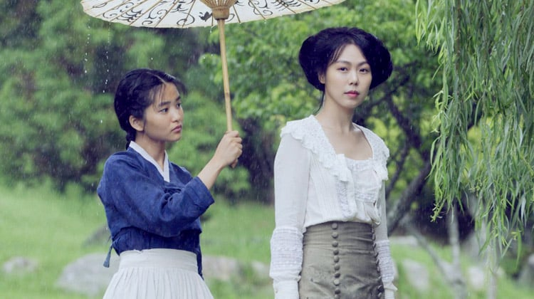 Sexiest Thrillers Ever THE HANDMAIDEN