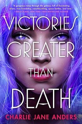 Victories Greater Than Death YA Suspense