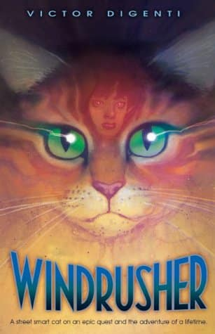 Cats in Mysteries WINDRUSHER