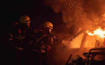 Firefighter Thrillers
