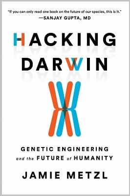 Hacking Darwin Near Future Books