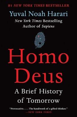 Homo Deus Near Future Books