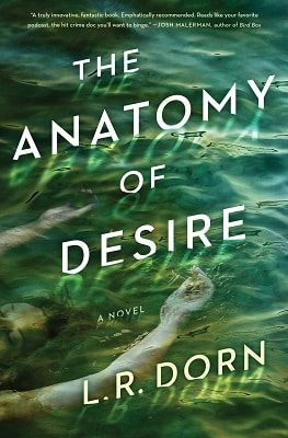 The Anatomy of Desire Mystery Thriller and Suspense Books