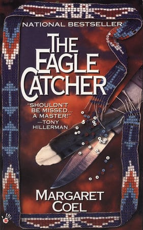 """Amateur Sleuth Clergy """"Eagle Catcher"""" by Margaret Coel"""