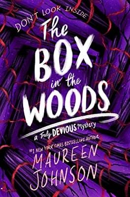 The Box In The Woods YA Mystery Books