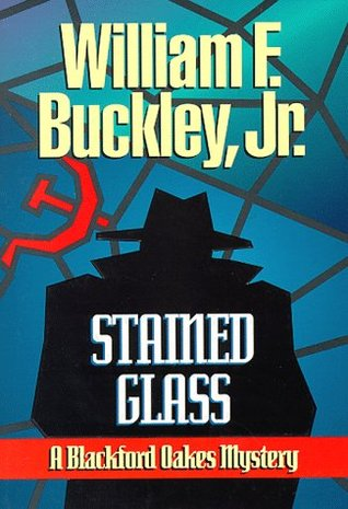 Cold War Thrillers STAINED