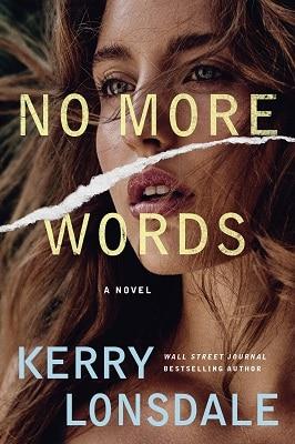 No More Words Suspense Mystery Book