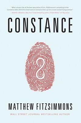 Constance Sci Fi Mystery