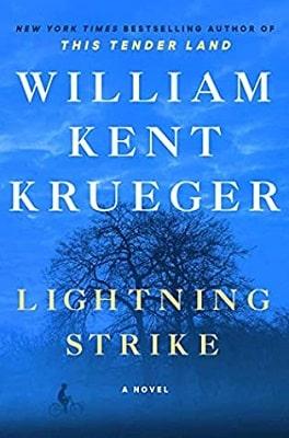 Lightning Strike Suspense books