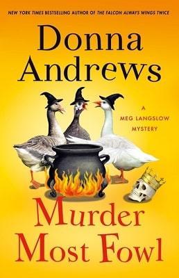 Murder Most Fowl Cozy Mystery Books