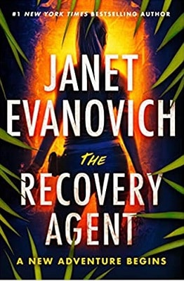 Best books 2022 The Recovery Agent