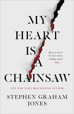 My heart is a chainsaw slasher horror books
