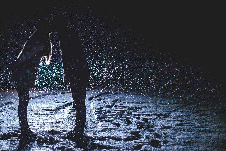 The Balance of Romantic Suspense