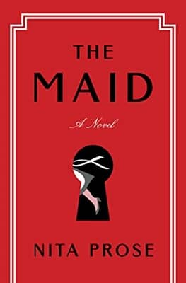 best book 2022 THE MAID